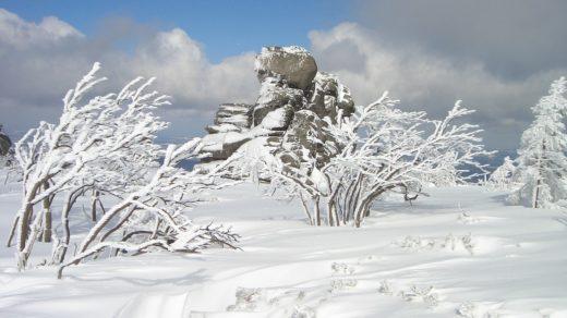 Miejsce na wyjazd do Szklarskiej Poręby zimą